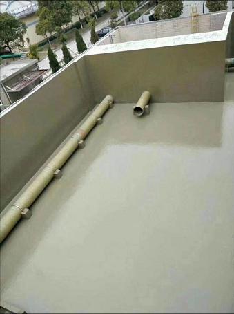 楼顶聚脲防水