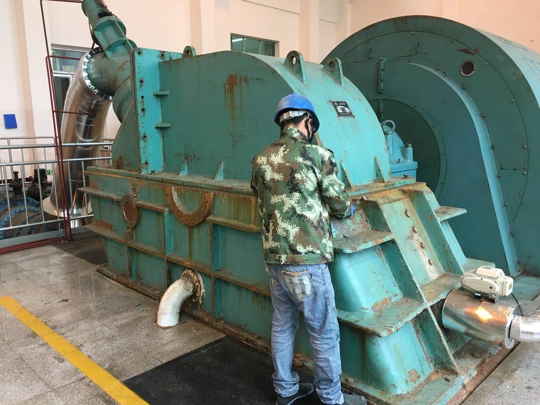 水力发电机组防腐